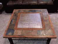 Slate Table Custom Made