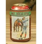 Golf ...Texas Style Beer Koozie