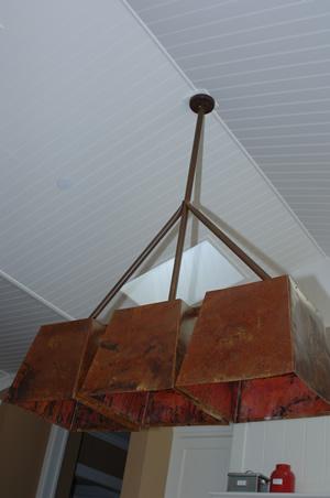 Custom Hanging Lighting or Chandeliers