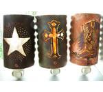 Custom Copper Nightlights