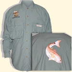 Fishing Shirt for Real Fishermen