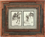 Golf...Texas Style - Framed Art