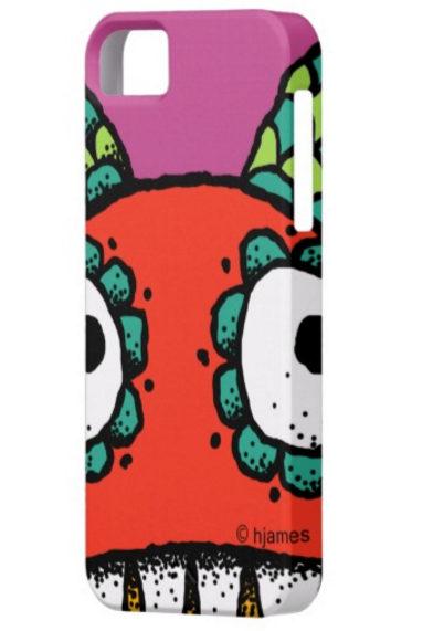 Fun Monster Phone Case