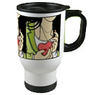 Hang On To Your Heart Travel Mug