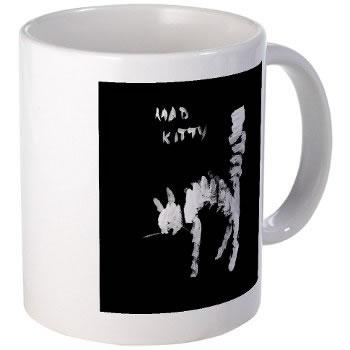Mad Kitty Mug
