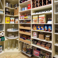 Pantry Design & Installation in Austin