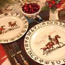 Cowboy Christmas Western China
