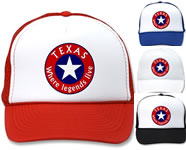 Texas Legends Ball Cap